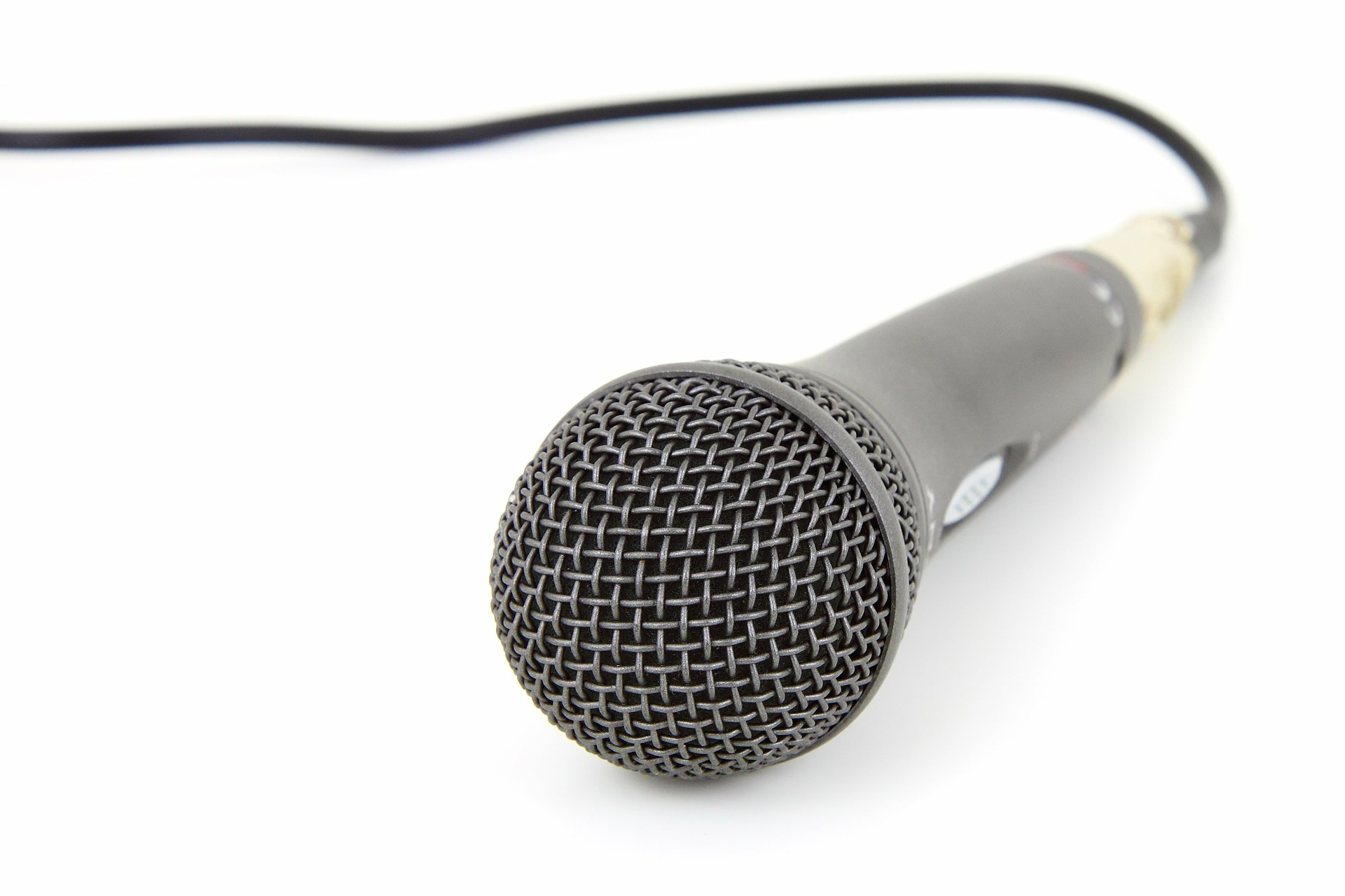 pd - mikrofon